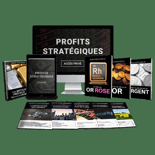 LE PROGRAMME PROFITS STRATÉGIQUES – FABIEN OIBAN – AVIS | ARNAQUE